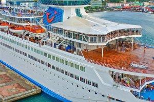 Castries Cruise
