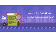 Search for Solution Concept Design