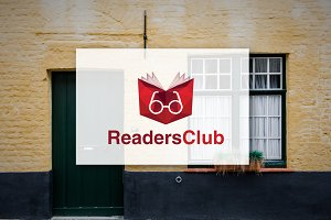 [68% off] Readers Club - Logo Design