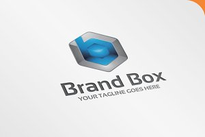 Brand Box - Logo Template