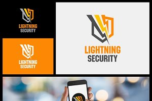 Lightning Security Logo