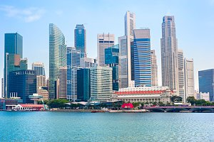 Business architecture of Singapore