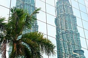 Downtown of Kuala Lumpur