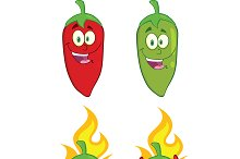 Chili Pepper Collection - 3