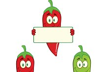 Chili Pepper Collection - 5