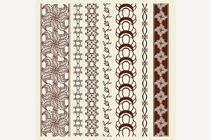 decoration elements patterns
