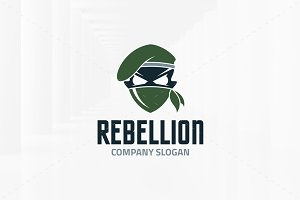 Rebellion Logo Template