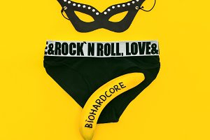 Sex. Banana. Rock and Roll