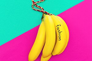 Fashion Bananas Minimal