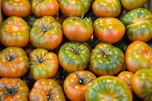 Raff tomatoes