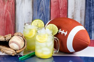 Cool Drinks and Sports