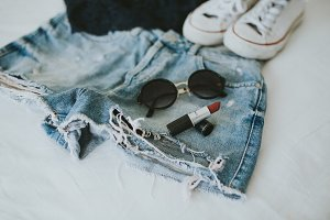 Hipster Outfit V2