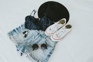 Hipster Outfit V3