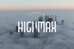 HIGHMAX Typefamily