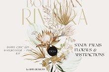 Sale! Bohemian Riviera Boho