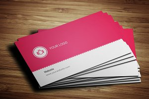 Photographer Business Card 003