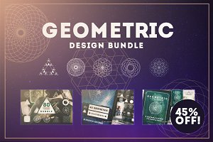 The Geometric Design Bundle