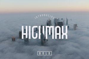 HIGHMAX (BOLD)
