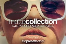 Matte Collection - ACR Presets