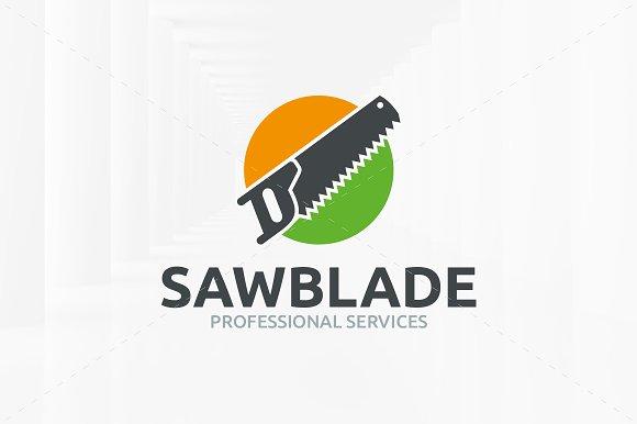 saw blade logo template logo templates creative market