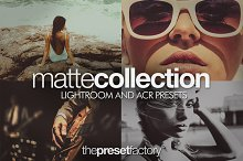 Matte Collection Bundle- LR & ACR