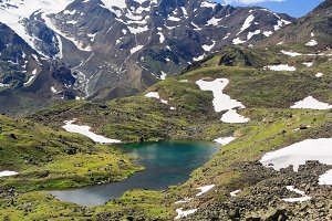 high Pejo valley