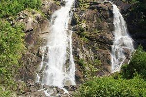Trentino - Nardis waterfalls