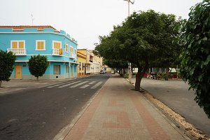 Streets of Cape Verde
