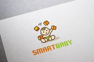 Logo Children's toys / Smart child