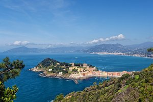 Sestri Levante overview