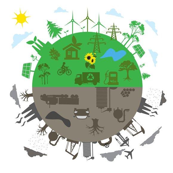 renewable energy, traditional