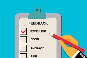 feedback evaluation form