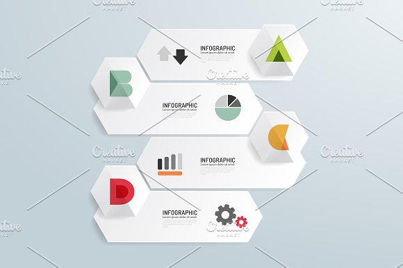 modern design minimal style template presentation templates