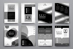 Molecular brochures