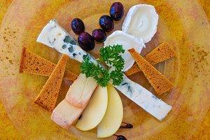 Local Fare Cheese Plate