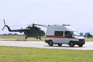 Emergency ambulance transport