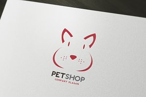 Pet Shop Logo.