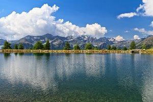 Doss dei Gembri lake