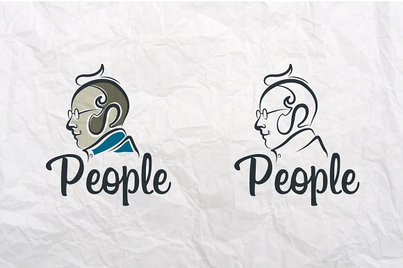 Logo Mr.People - Logos