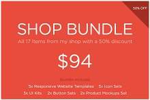 Shop Bundle  [50% OFF]