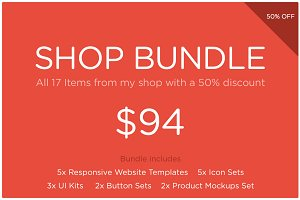 Shop Bundle  [50% OFF]