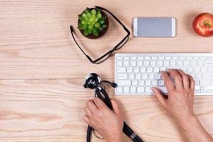 Medical Healthcare desktop