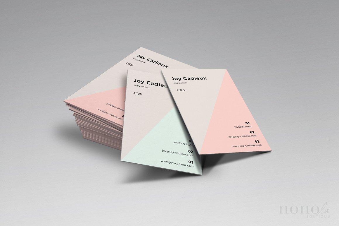 10 Commandments of Business Card Design ~ Creative Market Blog