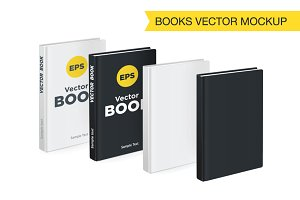 set of the vector books
