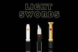Light swords