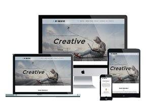 NT Creative-Wordpress Theme