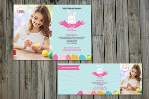 Easter Mini Session Template-V214