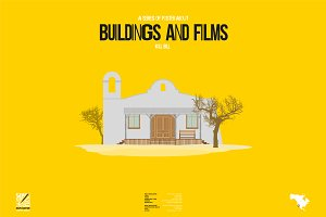 Buildings and Films - Kill Bill