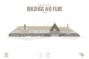 Buildings and Films - The Shining