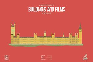 Buildings and Films - 28 Days Later